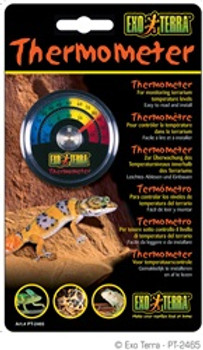 Exo Terra Thermometer {requires 3-7 Days before shipping out}