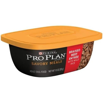 All Dogs Need Outstanding Nutrition To Help Support A Long, Healthy, Active Life. And They Deserve A Taste That Makes Mealtime Sensational. Pro Plan Savor Provides Your Dog A Taste He Or She Will Lovewithout Compromise.flavorful, N