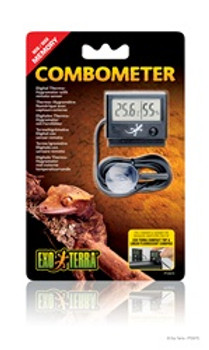 Exo Terra Digital Thermometer/hygrometer {requires 3-7 Days before shipping out}