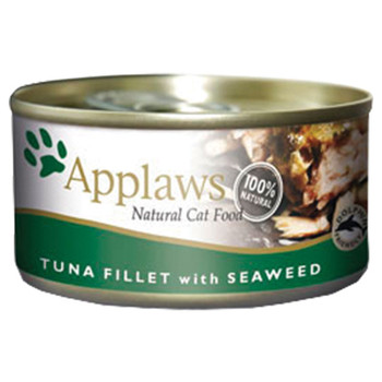 APPLAWS CAT TUNA & SEAWEED 5.5OZ