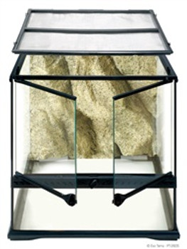 Exo Terra Glass Terrarium 18x18x18 {requires 3-7 Days before shipping out}