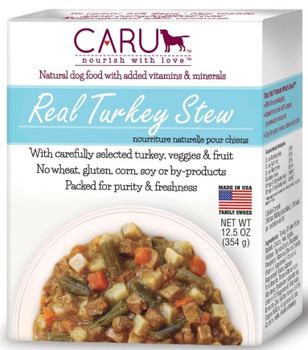 Real Turkey Stew For Dogs