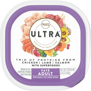 Ideal For Toy Or Small Breed Dogs Up To 25 Pounds, Ultra Premium Small Breed Dog Food Is Rich In Essential Nutrients For Optimum Pet Health. This Premium Natural Dog Food Features A Perfect Combination Of Three Lean Proteins, Sun-ripened Fruits And Vegeta