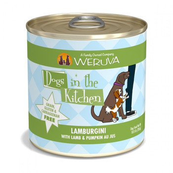 Weruva Dogs In The Kitchen Lamburgini Grain Free Lamb And Pumpkin Canned Dog Food-10-oz, Case Of 12-{L-tx}