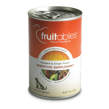 Fruitables Pumpkin Superblend › Digestive Supplement