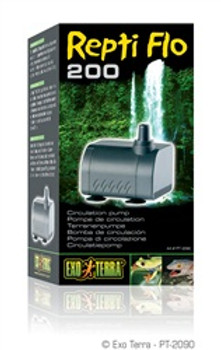 Exo-terra Repti-flo 200 Circ. Pump{requires 3-7 Days before shipping out}