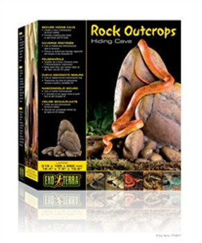 Exo-terra Rock Outcrops Large{requires 3-7 Days before shipping out}