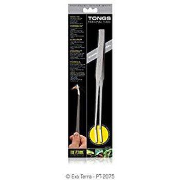 Exo Terra Stainless Steel Tweezer {requires 3-7 Days before shipping out}
