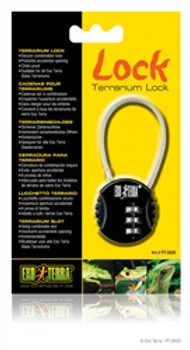 Exo-terra Terrarium Lock {requires 3-7 Days before shipping out}