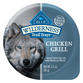 Protein Rich Blue Wilderness Trail Trays Will Satisfy The Woff Spirit That Lives In Every Dog