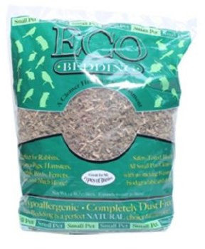 Fibercore Eco-Bedding is the perfect bedding for your needs. This bedding is highly absorbent and dust free, Eco-Bedding is the perfect environmentally friendly bedding material for your small animals and birds.