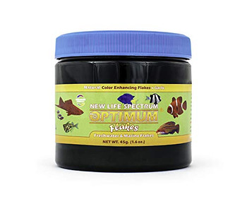 Our newest products with all-natural preservatives! Freshwater & marine floating flakes.