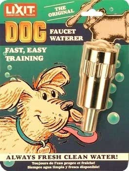 LixitThe Original Lixit Dog Waterer
