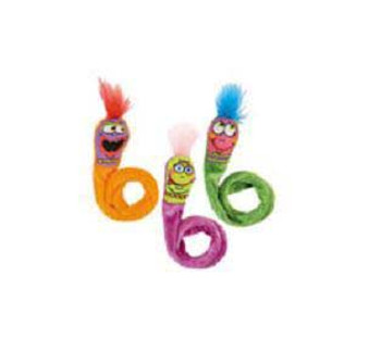Bamboo Fat Cat Classic Springy Worms - 2 Pk.