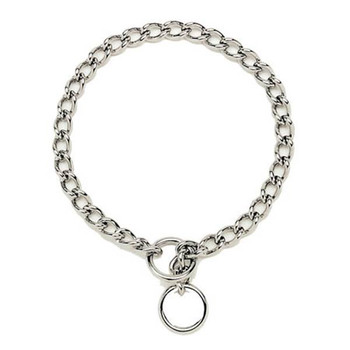 "This series of quality chain is argon welded and chrome plated for maximum strength and durability, Will not tarnish, rust or break. Color: Silver Width: 2.0 mm Length: 12""."