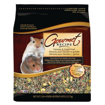 Kaytee Gourmet Recipe, the best and greatest variety of ingredients are fortified with vitamins and balanced Omega fatty acids to create a Gourmet Recipe for your pet.