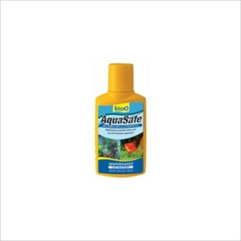 All the features of todays AquaSafeand#174 now with BioExtract. The new formula now contains seaweed extracts (natural biopolymers) which support the development of beneficial filter bacteria for healthy and clear water.