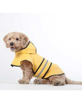 Spot Ethical Rainy Days Slicker Yellow Medium