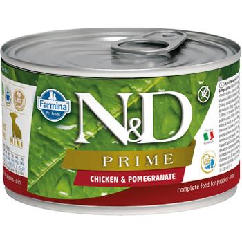 FARMINA DOG GRAIN FREE PUMPKIN CHICKEN POMEGRANATE 4.9OZ