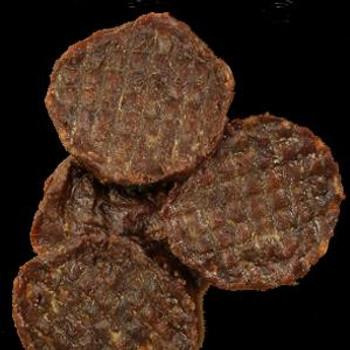 """Happy Howie's 4"""" Beef Burgers Bulk"""