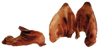 Red Barn Pig Ears Natural 100 Count