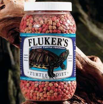 Fluker's Aquatic Turtle Diet 4 Lb.