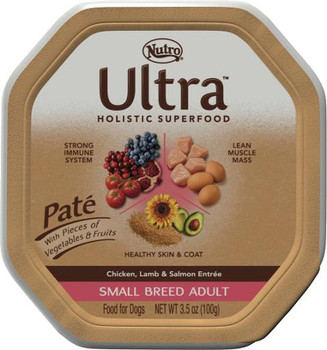 Nutro Ultra Pate Small Breed Dog, 3.5 oz.