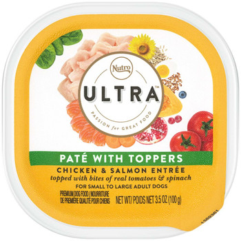 Ultra Antioxidant Boost Chicken Pate Dog Food 24ea/3.5oz