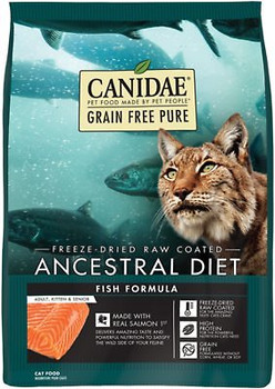Canidae Pure Anc Slm Cat 2.5 Lb C=6404493{L-1}