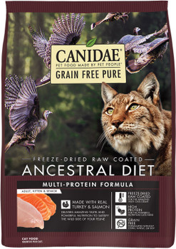Canidae Pure Anc T/s Cat 2.5 Lb C=6404496{L-1}