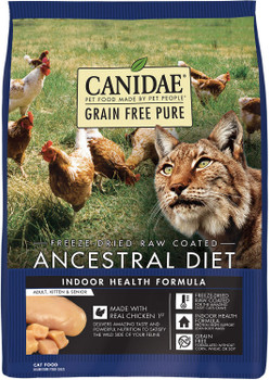 Canidae Pure Anc Indr 2.5 Lb C=6 404499{L-1}