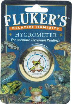 Fluker's Hygrometer