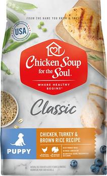 Ckn Soup Pup Fd 4.5 Lb C=6 418415{L-1}