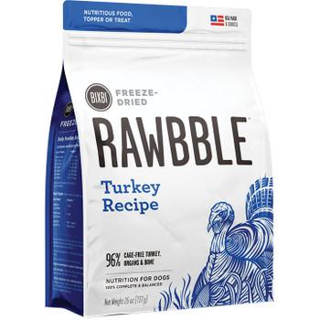 Rawbble D Fzd Tky 4.5oz {L+}