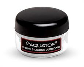 Aquatop #;s aquarium safe, silicone-based lubricant for all aquarium filter housings that use o-rings, gaskets or seals. Provides lasting protection for all o-rings and seals to help prevent water leaks. A low cost lubricating solution for water filter