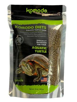 Komodo Diets Aquatic Turtle Food 10oz