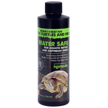 Komodo Aquatic Reptile and Amphibian Water Conditioner 8oz