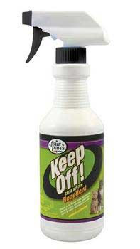 Four Paws Keep Off! Cat & Kitten Repellent Spray 16oz