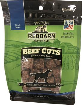 Redbarn Natural Chicken Cuts are made from Real Meat with Limited Ingredients