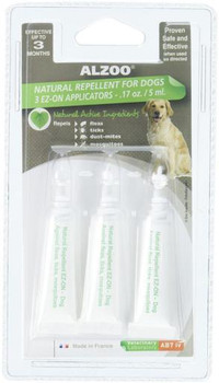 Alzoo Spot On Dog 3/3ml {L-1}