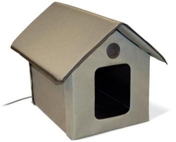 K& H Outdoor Heated Kitty House