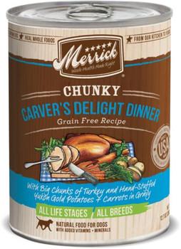 Merrick Chunky Carvers Delight Dinner 12/12.7oz