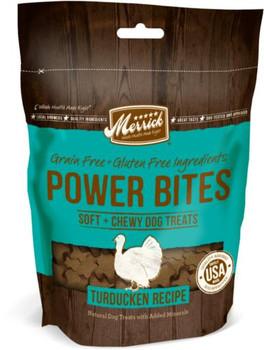 Merrick Power Bites Turducken Recipe 6/6oz