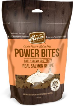 Merrick Power Bites Salmon Recipe 6/6oz