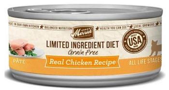 Merrick Limited Ingredient Diet Real Chicken Recipe Cat 24/5Z