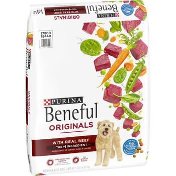 Beneful Original Beef Dry Dog Food 14lb *REPL 178189