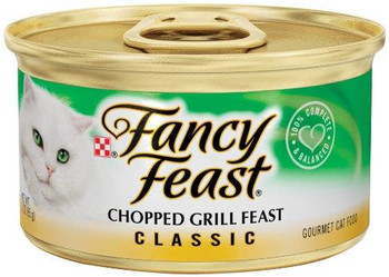 Fancy Feast Chopped Grilled Feast 24/3OZ