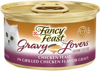 Fancy Feast Gravy Lovers Chicken 24/3oz