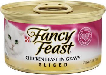 Fancy Feast Sliced Chicken Feast 24/3OZ