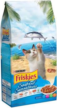 Friskies Seafood Sensations Cat 4/6.3lb *REPL 050138
